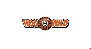 Hog Wild Barbeque logo