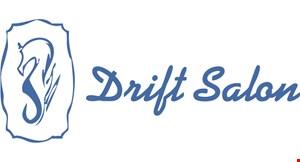 Drift Salon logo