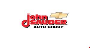 John Sauder Chevrolet logo