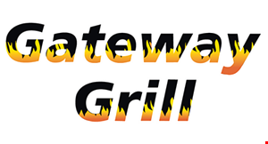Product image for Gateway Grill $2 OFF any large pizza with 1 or more toppings