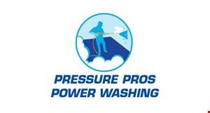 Pressure Pros Power Washing logo