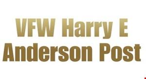 VFW Harry E. Anderson Post 9545 logo