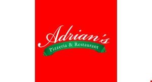 Adrian's Pizzeria Restaurant logo