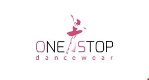 One Stop Dancewear logo