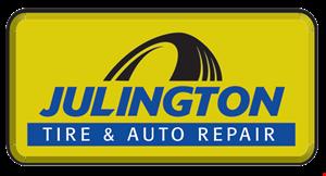 Mr. Best Wrench Tire & Auto Repair logo
