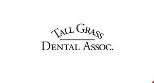 Tall Grass Dental Assoc. logo