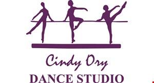 Cindy Ory Dance Studio logo