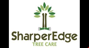 Sharper Edge Tree Care logo