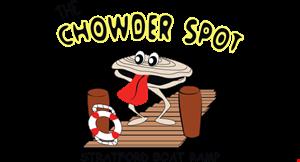 The Chowder Spot logo