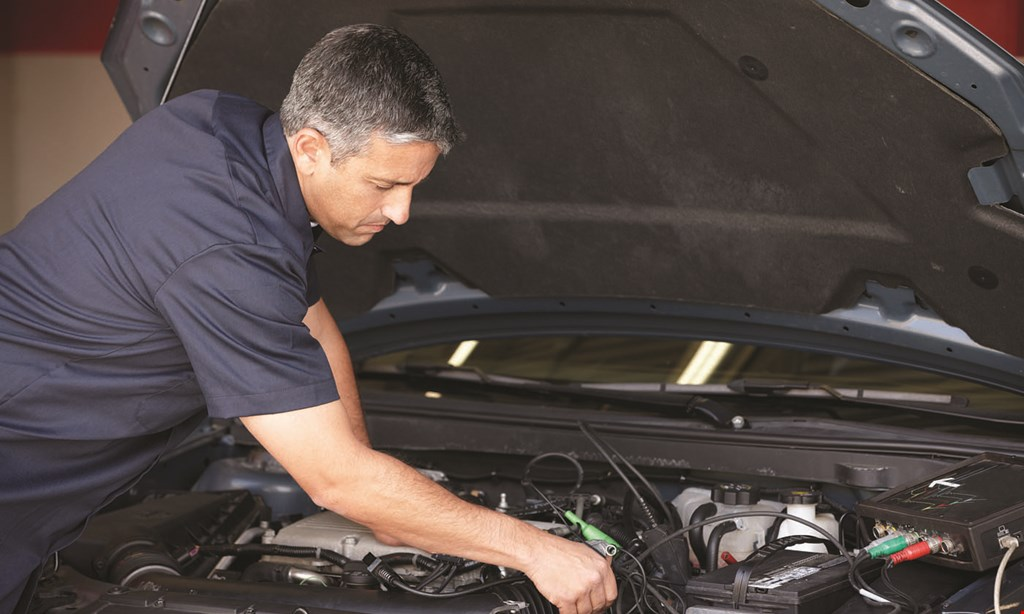 Product image for Tigard Premier Auto Care IF YOU HAVE A 2010 OR NEWER VEHICLE THIS COUPON IS FOR YOU! $39.95* Synthetic Oil Change. Includes Complete Vehicle Inspection & Tire Rotation. For Faster service, please call ahead for an appointment.