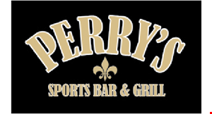 Perry Sports Bar and Grill logo