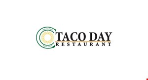 Taco Day Restaurant logo
