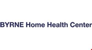 Byrne Home Health Center logo