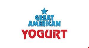 Great American Yogurt logo