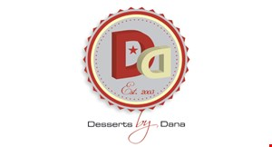Product image for Desserts By Dana Up to $20 off!