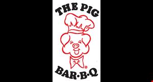 The Pig Bar-B-Q logo