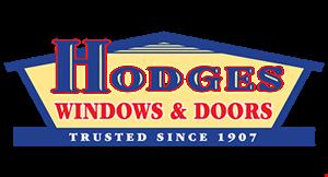 Hodges Windows & Doors logo