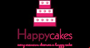 Happy Cakes logo