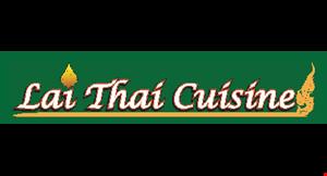 Lai Thai Cuisine logo