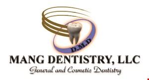 Mang Dentistry logo
