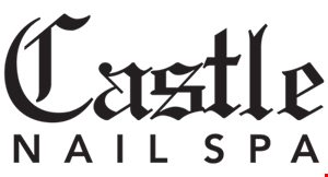 Castle Nails Addison logo
