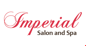 Imperial Salon and Spa logo