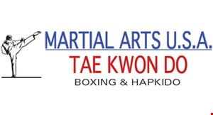 Martial Arts U.S.A. logo