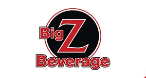Big Z Beverage logo