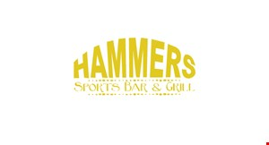 Hammers Sports Bar & Grill logo