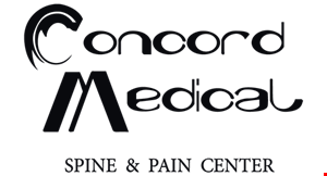 Concord Medical Spine & Pain Center logo