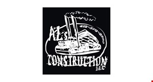 Al's Construction logo