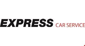 Express Car Service logo