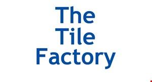 Tile Factory Inc, The logo