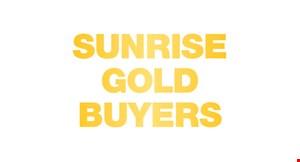 Sunrise Gold Buyers logo