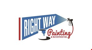 Right Way Painting and Waterproofing logo