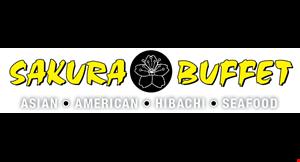 Sakura  Buffett logo