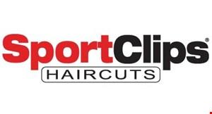 Sport Clips - Aurora logo