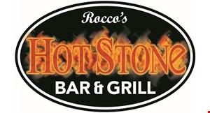 Hot Stone logo