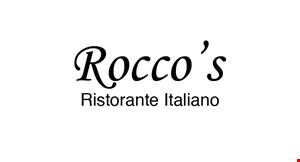 Rocco's Restaurant logo