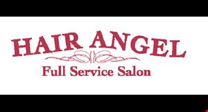 Hair Angel logo