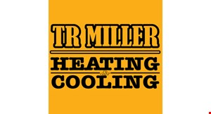 Product image for Tr Miller Heating & Cooling $150 off a furnace or A/C or $300 off a furnace - A/C combo.