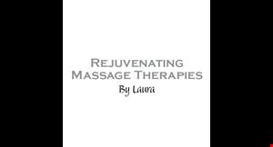 Rejuvenating Massage Therapies By Laura logo