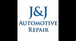 J&J Automotive Repair logo