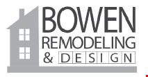 Bowen Remodeling & Design logo