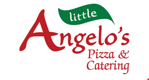 Little Angelo's Pizza & Catering logo