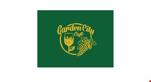 Garden City Cafe logo