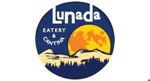 Lunada Eatery & Cantina logo