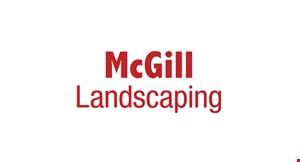 Mcgill Landscaping logo
