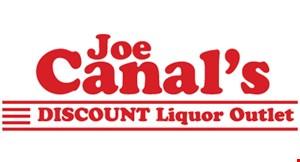 Joe Canal's Discount Liquor Outlet logo