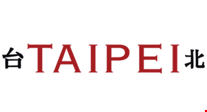 TAIPEI CHINESE RESTAURANT logo